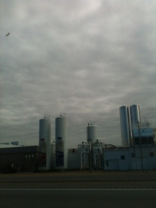 Mmm, I love the smell of industry in the morning!