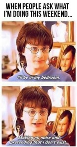 Harry Potter gets me.