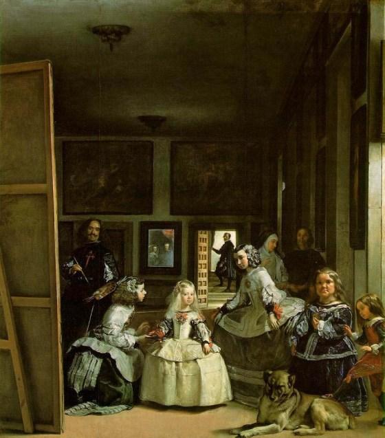 Las Meninas, only art historians understand, yo.