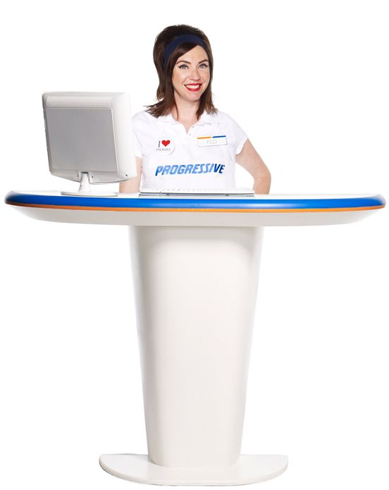 My biggest fan! But seriously, Flo, stop sending my resume to HR - I'm not interested.