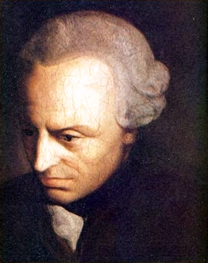 "Kant: ""I Kant even look at you."""